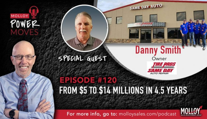 Podcast with Danny Smith